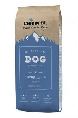 Chicopee PNL Puppy Lamb&Rice