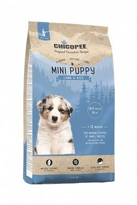 Chicopee CNL Mini Puppy Lamb & Rice