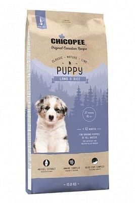 Chicopee CNL Puppy Lamb & Rice
