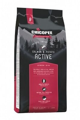 Chicopee HNL Active Salmon & Potato