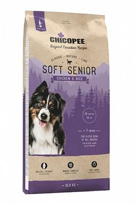 Chicopee CNL Senior Soft Chicken & Rice
